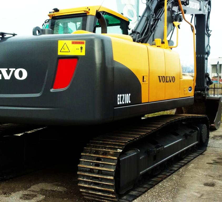 VOLVO EC 210C NL